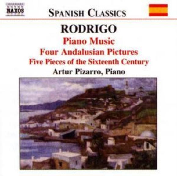 Piano Music Vol. 1: Four Andalusian Pict