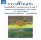 Peter Maxwell Davies: Strathclyde Concer