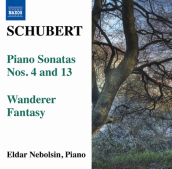Schubert: Piano Sonatas Nos. 4 and 13