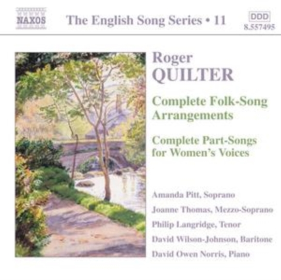Complete Folk-song Arrangements (Norris,