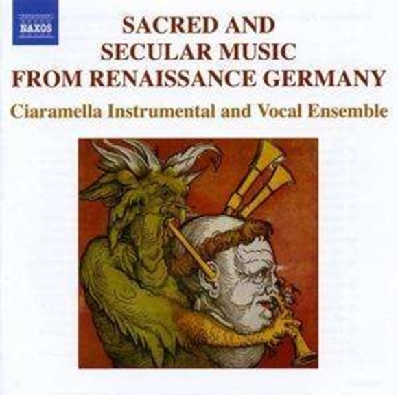 Sacred Songs and Folk Music from Renaiss