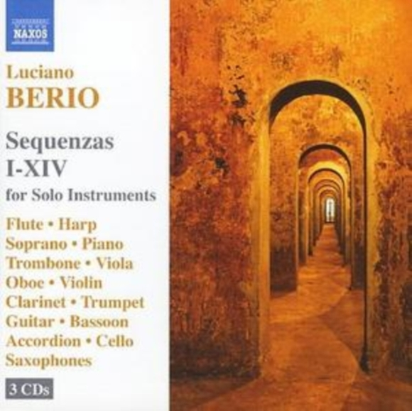 Sequenzas I - Xiv for Solo Instruments