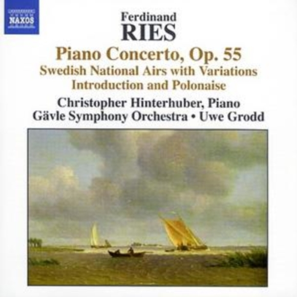 Piano Concertos Vol. 2 (Grodd, Gavle So,