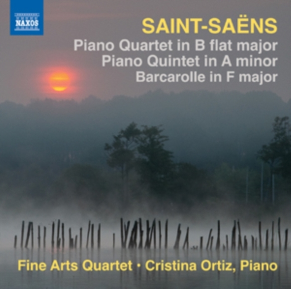 Saint-Saens: Piano Quartet in B Flat Maj