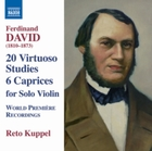 Ferdinand David: 20 Virtuoso Studies/6 C