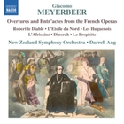 Giacomo Meyerbeer: Overtures and Entr'ac