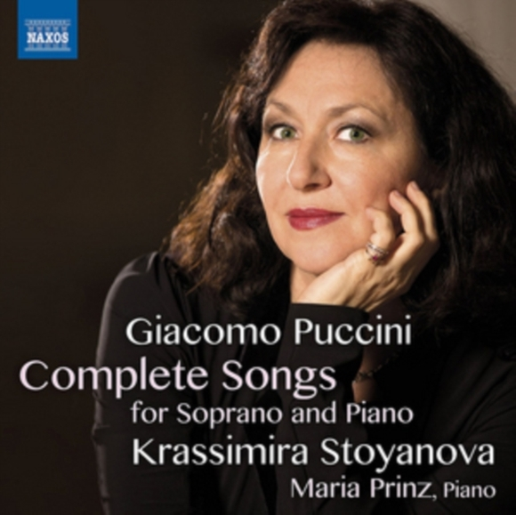 Giacomo Puccini: Complete Songs for Sopr