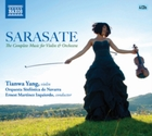 Sarasate: The Complete Music for Violin