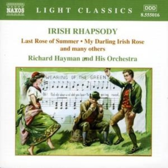 Irish Rhapsody (Richard Hayman and His O