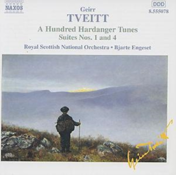 Tveitt: Suites Nos. 1 and 4