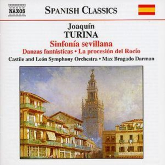 Orchestral Works (Darman, Castille and L