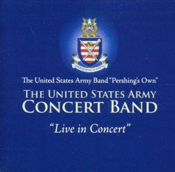 Live In Concert Us Army Concer