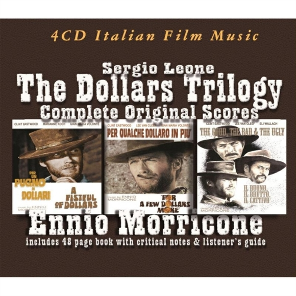 Ennio Morricone: The Dollars Trilogy