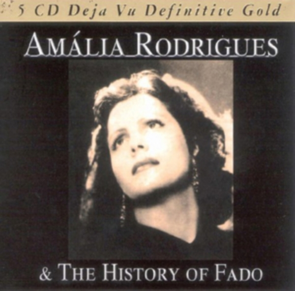 Amália Rodrigues and the History of Fado