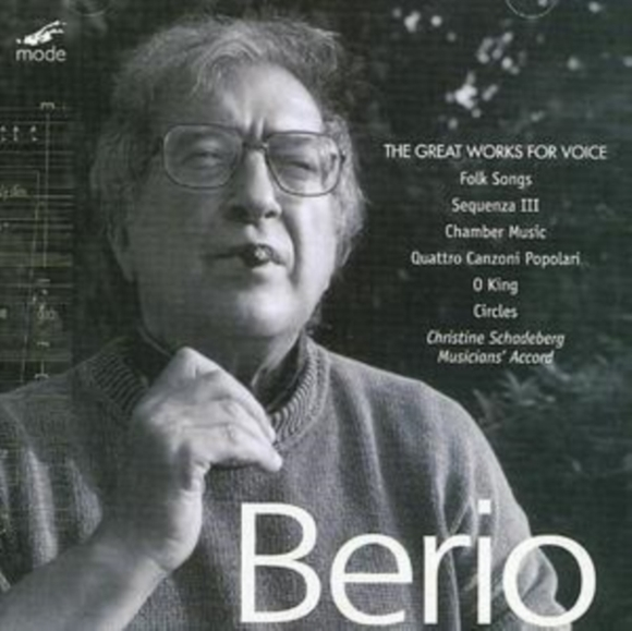 Great Works for Voice, Folk Songs Etc