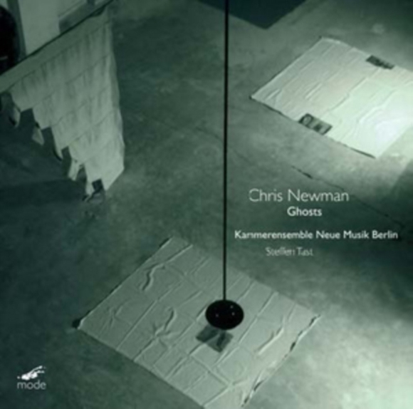 Chris Newman: Ghosts
