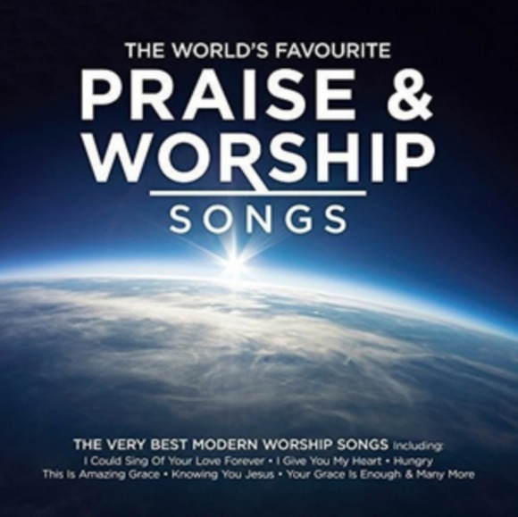 World's Favourite Praise & Worship Songs