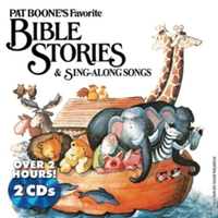 Pat Boone's Favourite Bible Stories & Si