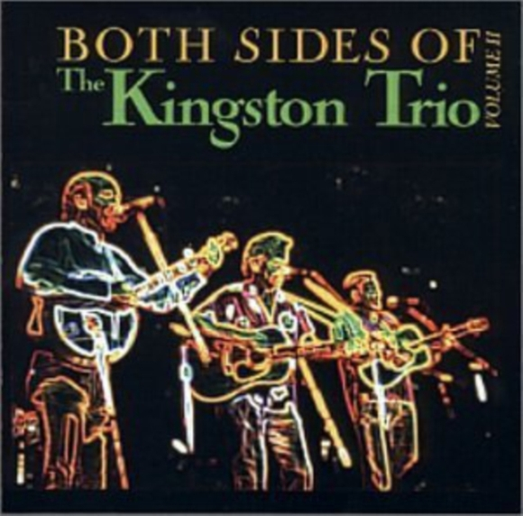 Both Sides of the Kingston Trio