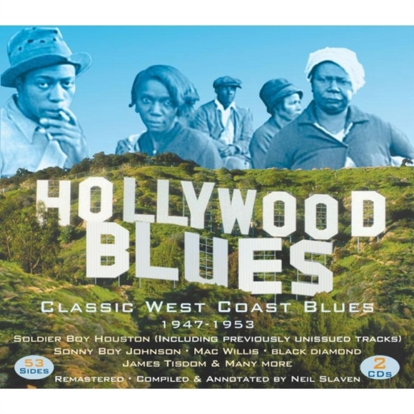 Hollywood Blues - Classic West Coast Blu