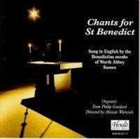 Chants For St Benedict In English