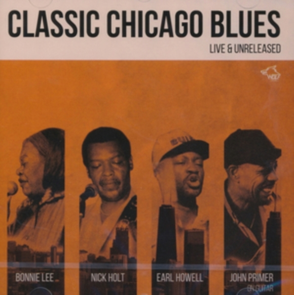 Classic Chicago Blues