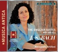 J. S. Bach: The English Suites BWV 806-8