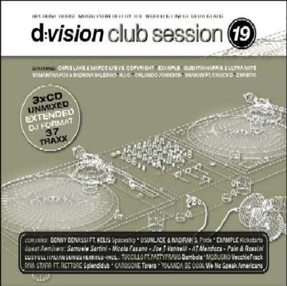 Club Session 19 100 Mixable 2Cd
