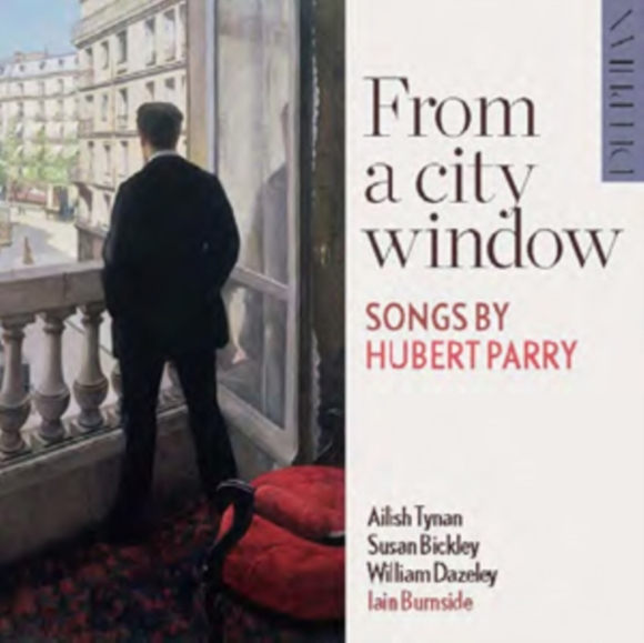 From a City Window: Songs By Hubert Parr