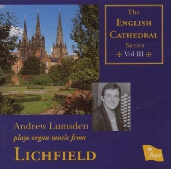 English Cathedral Series Volume Iii (Luc