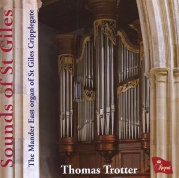 Sounds Of St Giles New Mander Organ Of