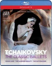 Tchaikovsky: The Classic Ballets