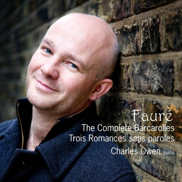 Faure: The Complete Barcarolles/Trois Ro