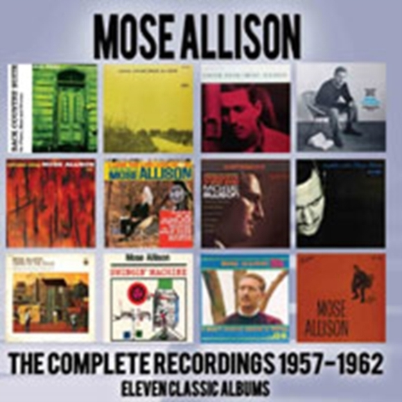 Complete Recordings 1957 19725Cd
