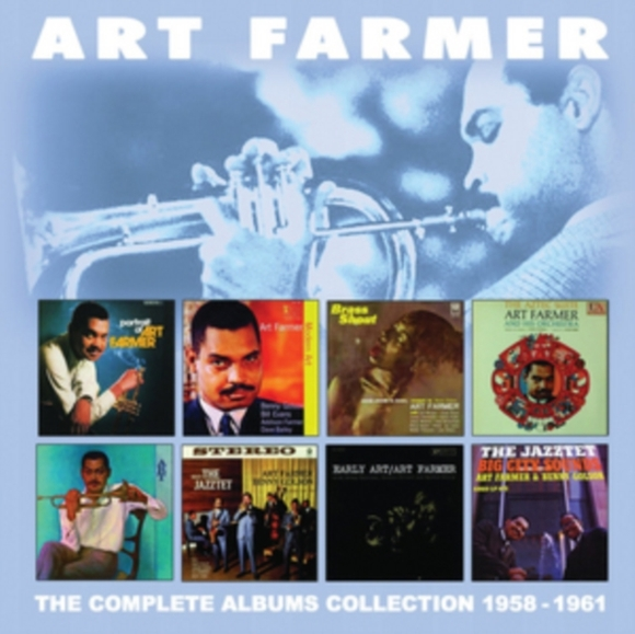The Complete Albums Collection 1958-1961
