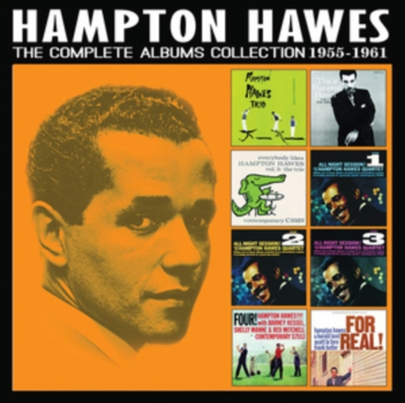 The Complete Albums Collection 1955-1961