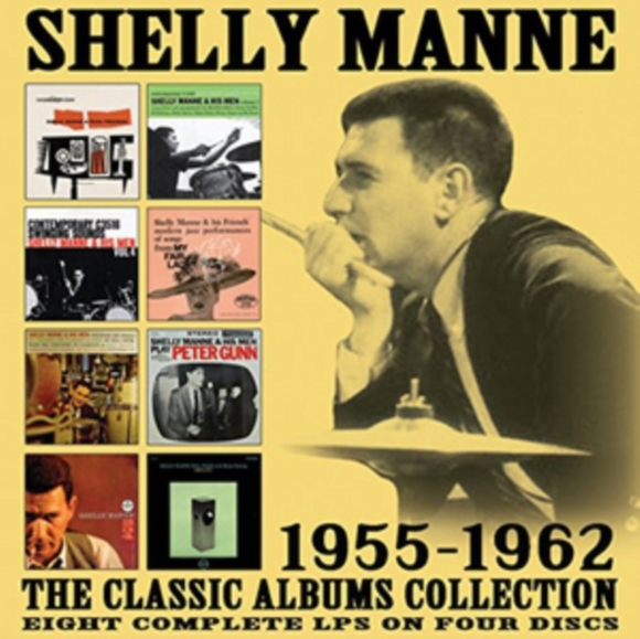 The Classic Albums Collection 1955-1962