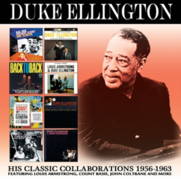 His Classic Collaborations 1956-1963