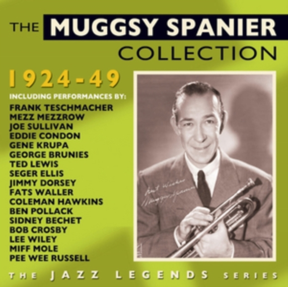 The Muggsy Spanier Collection 1924-49
