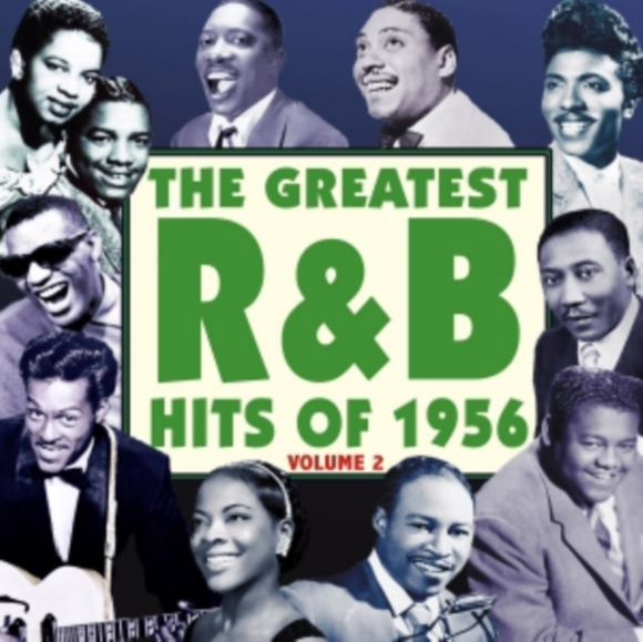 The Greatest R&B Hits of 1956