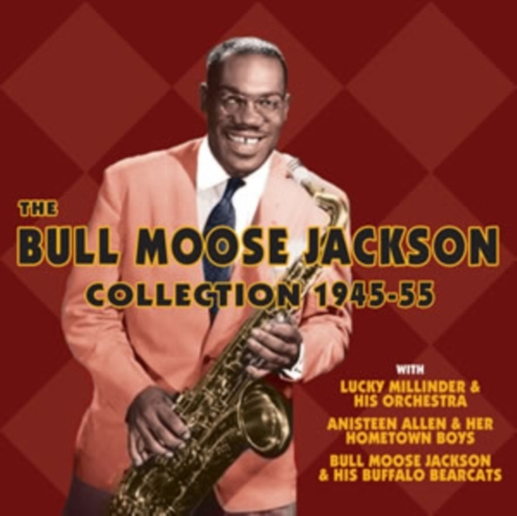 The Bull Moose Jackson Collection 1945-5