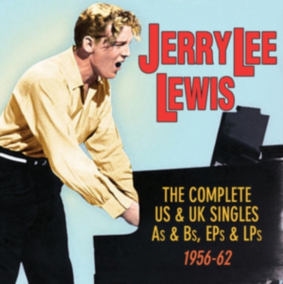 The Complete US & UK Singles As & Bs, EP