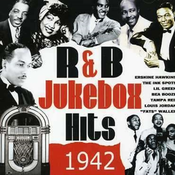 Rhythm and Blues Jukebox Hits 1942