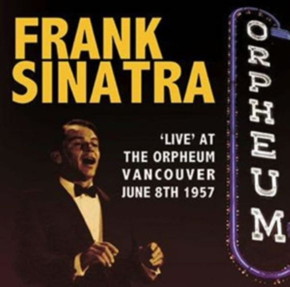 'Live' at the Orpheum Vancouver