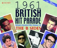1961 British Hit Parade Part 2
