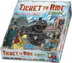 Ticket to Ride Europa: familiespill