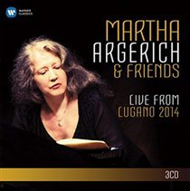 Martha Argerich and Friends: Live from L