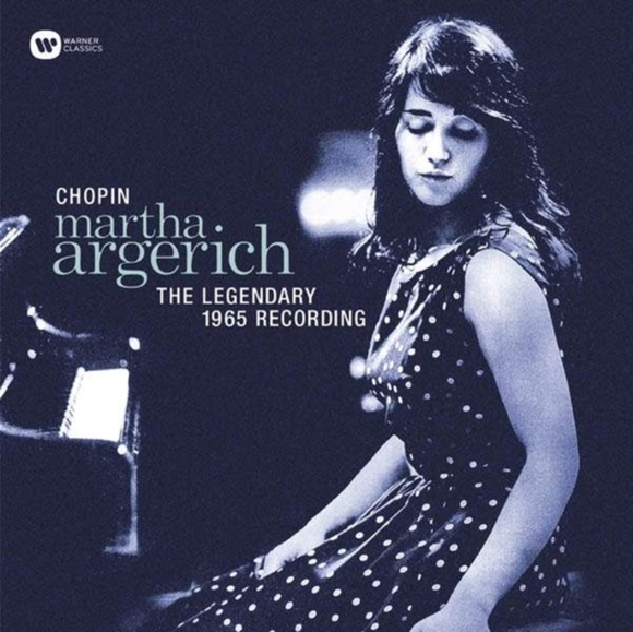 Martha Argerich: The Legendary 1965 Reco