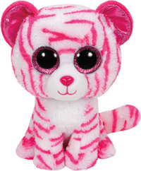 Bamse Ty Asia white tiger regular