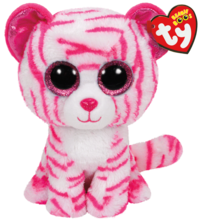 Bamse Ty Asia white tiger medium